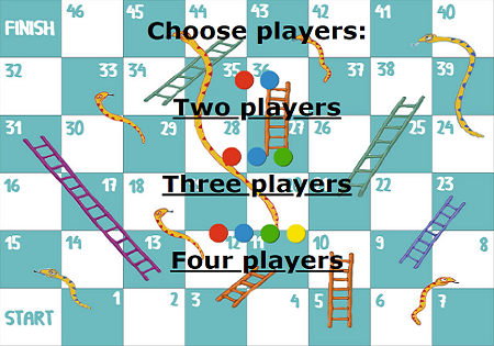 Snakes And Ladders - Quizmasterella