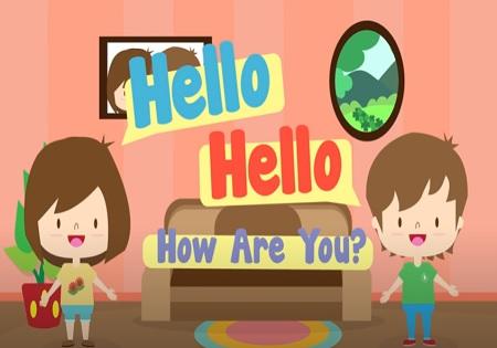 2.sınıf 2.ünite hello song