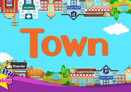 town mekanlar